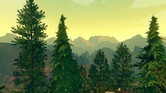 Tåke brukes ofte for å skjule grafiske begrensninger i spill.