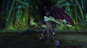 Den nye Demon Hunter-klassen introduseres i Legion.