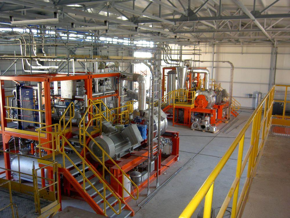 Utbredt: Over 50 TCC-anlegg er designet og bygget av Thermtech og deres lisensholdere. Anleggene kommer i flere størrelser og befinner seg både på land og offshore.