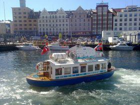 CMR Prototech satte i 2010 i gang hydrogendrift på MF «Vågen» i Bergen. Erfaringer fra dette prosjektet tas med til MF «Ole Bull».