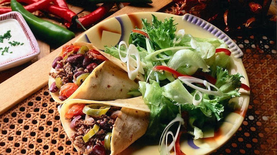 Burritos er perfekt ferie- og fredagsmat
