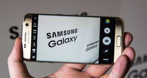 Samsung lanserte Galaxy S7 og Galaxy S7 Edge
