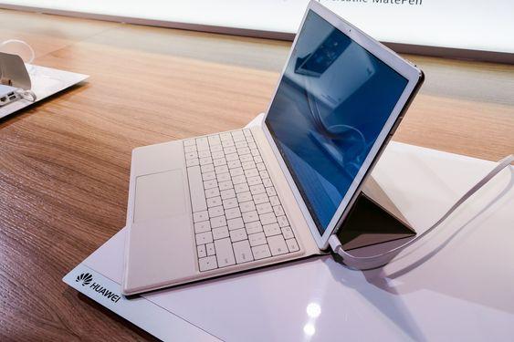 Tynn: MatBook er bare 6,9 mm tykt og veier skarve 64.0 gram.