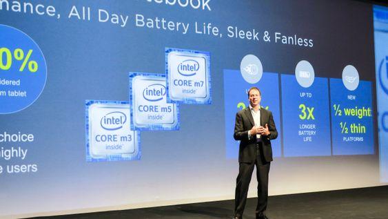 Intel applauderer: Selv Intel er begeistret for hva Huawei har fått til.