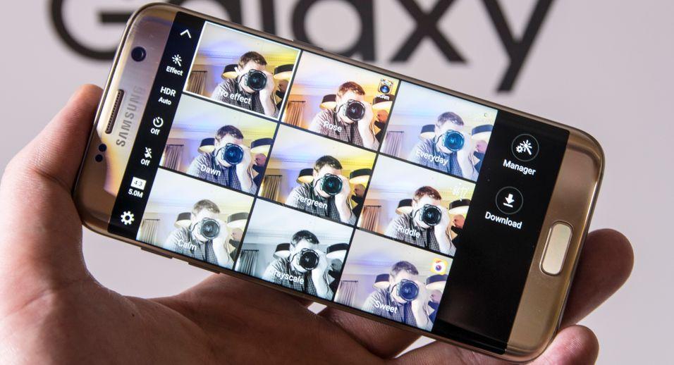 KONKURRANSE: Vinn en Galaxy S7 Edge med tilbehør