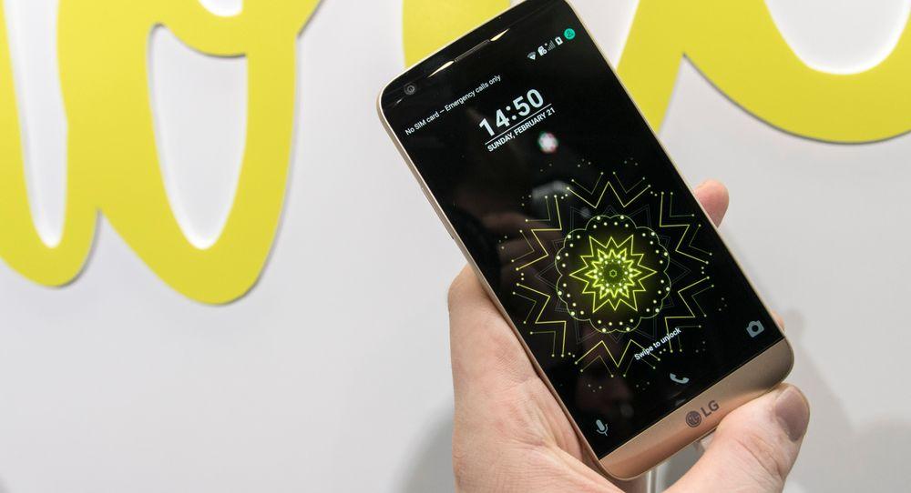 LGs nye G5 er pen å se til, men designen er egentlig det minst spennende ved den. Her kan du nemlig endre telefonens funksjoner og egenskaper ved å bytte ut deler.