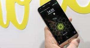 LG G5 Vi har prøvd LG G5