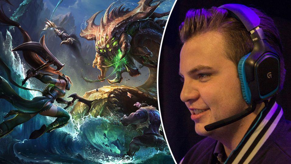 E-SPORT: Riddle kaprer de regjerende norske seriemesterne