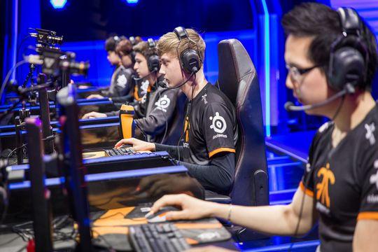 Fnatic gikk ubeseiret gjennom seriespillet forrige sesong.