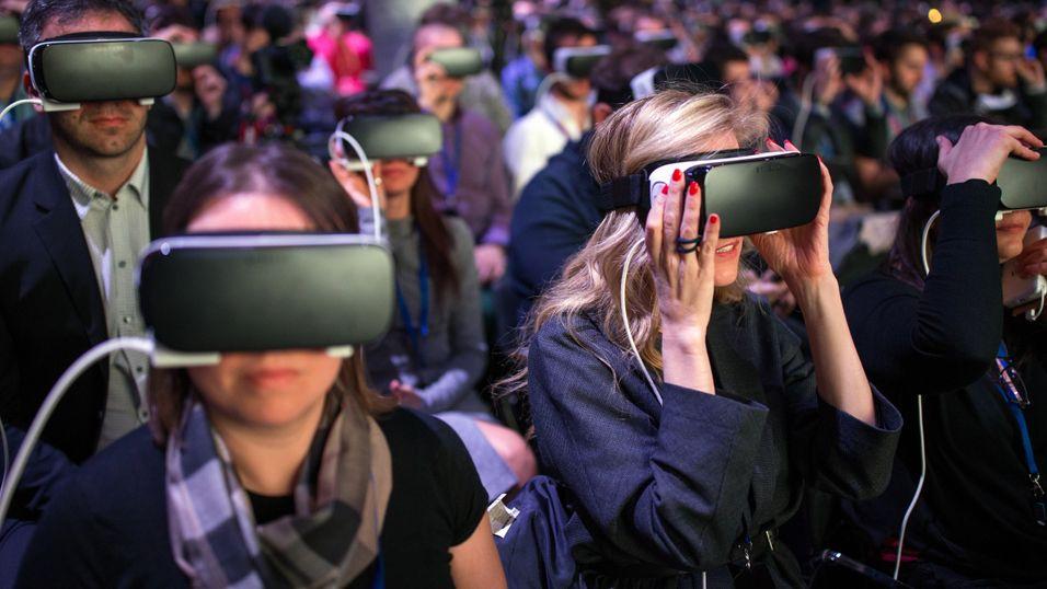 Facebook vil knytte sammen VR-brukere.
