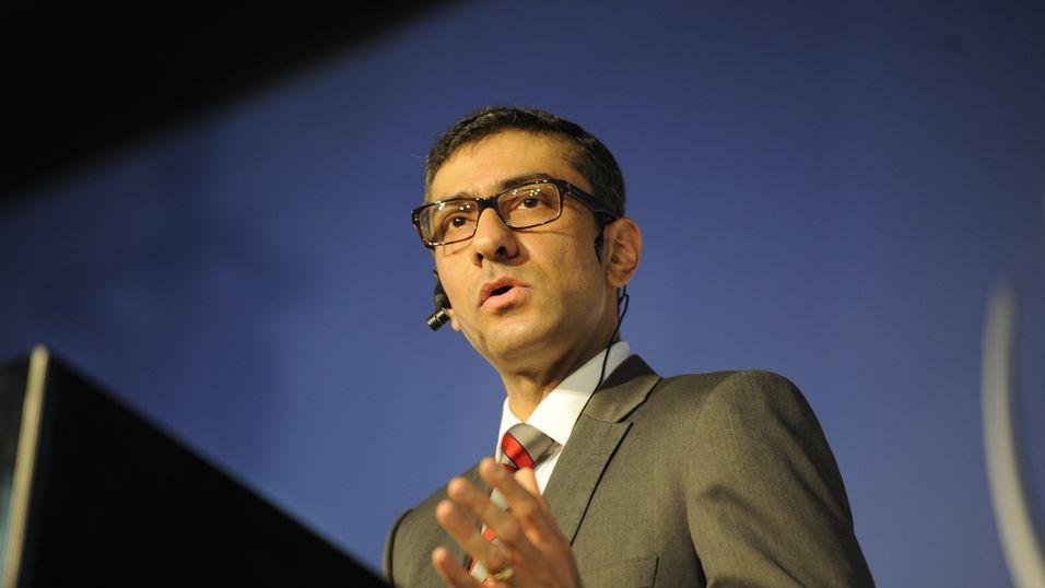 Toppsjef Rajeev Suri i Nokia Networks sier det er uaktuelt å selge fastnettvirksomheten.