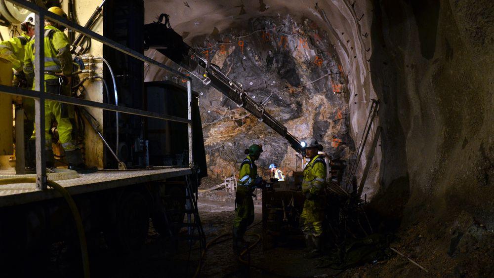 Arbeidet med Follobanetunnelen er i gang, og skal være ferdig i 2021. Ennå er det ikke bestemt hva tunnelen offisielt skal hete.