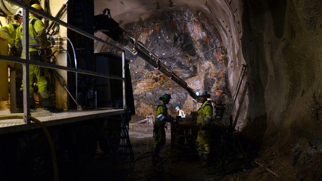 Follobane-tunnelen kan bli oppkalt etter Kongen - eller legendarisk ingeniør