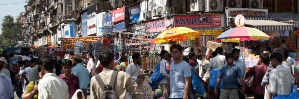 Trenger en plan B i India