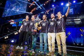 Team EnvyUs stakk av med seieren under forrige Major.