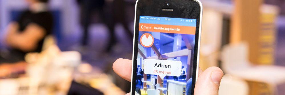 Du kan bruke appen til å finne pelsdyret.