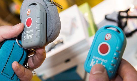 Selskapet selger trygghetsalarmer med sporing og GSM-tilkobling for barn og eldre.