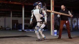 Se neste generasjon robot bli plaget