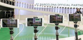 Oppo hadde også satt frem en enorm mobilkamerarigg på messeområdet i Barcelona.