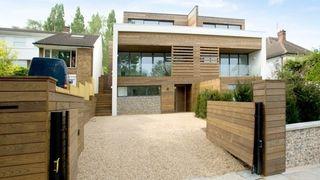 Skal bygge 3000 hus i året nesten uten bygningsarbeidere