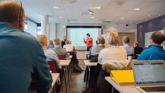 Nå er over 300 Nito-medlemmer i Rogaland arbeidsledige. Tidligere denne måneden arrangerte fagforeningen tredagers karreieremesse for arbeidsledige.