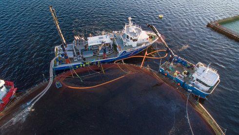 Ny metode fjerner lakselus fra 150 tonn fisk på en time