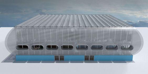 Det verserer ulike planer for Urbanfeed-anlegg ved Oslofjorden. Et av dem er et 860 kvadratmeter stort toetasjers anlegg på Bastøy. Dette anlegget skal være under planlegging på Island.