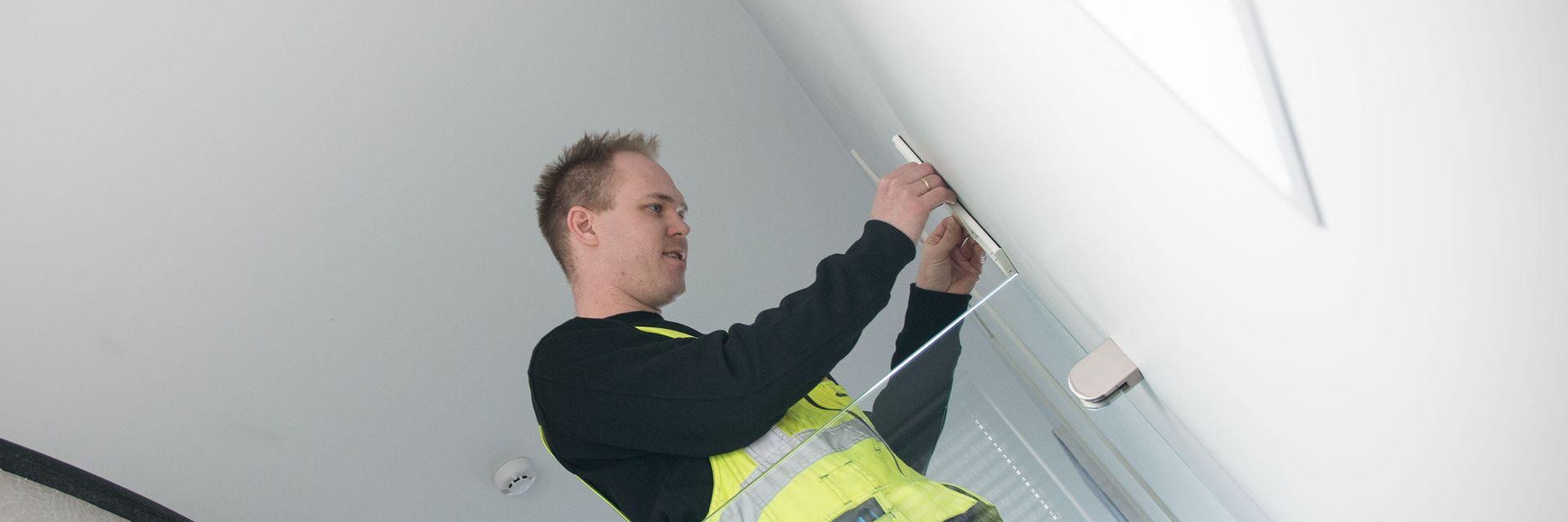 ANNONSE: Så lite jobb er det for en elektriker å installere et smart hjem