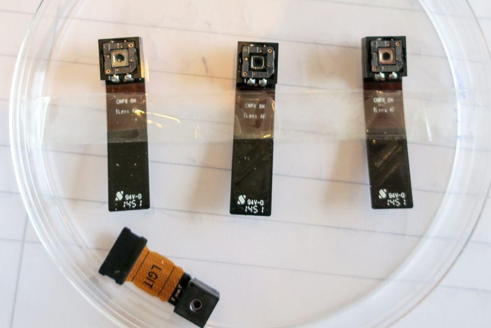 TLens i ferdige moduler: Flere kameraprodusenter jobber nå med poLight for å lage moduler de igjen selger til mobilprodusentene.