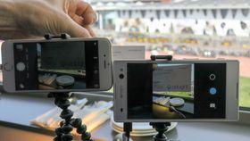 Lynrask fokus: Et kamera med TLens vil fokusere øyeblikkelig om noe holdes inn i nærfeltet, mens et med voicecoil vil bruke tid. I tillegg vil voicecoilsystemet pulsere frem og tilbake og gjør at fokusfeltet skjelver.