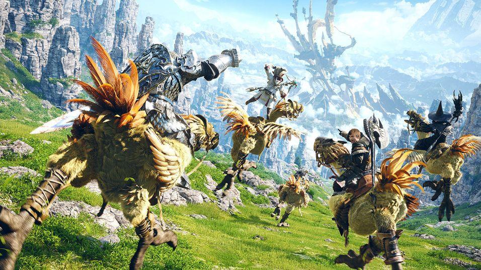 Final Fantasy XIV anklages for å ha plagiert musikk