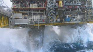 Nytt verktøy forutser «monsterbølger» 2-3 minutter før de kommer