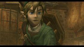 Link er tilbake i The Legend of Zelda: Twilight Princess HD litt kjekkere enn før.