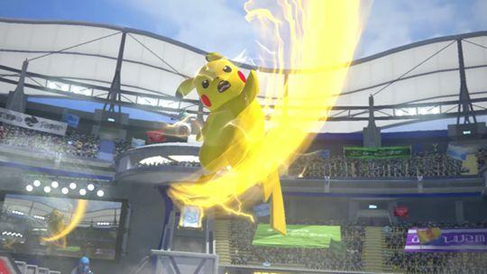 Pikachu er klar til kamp, er du?