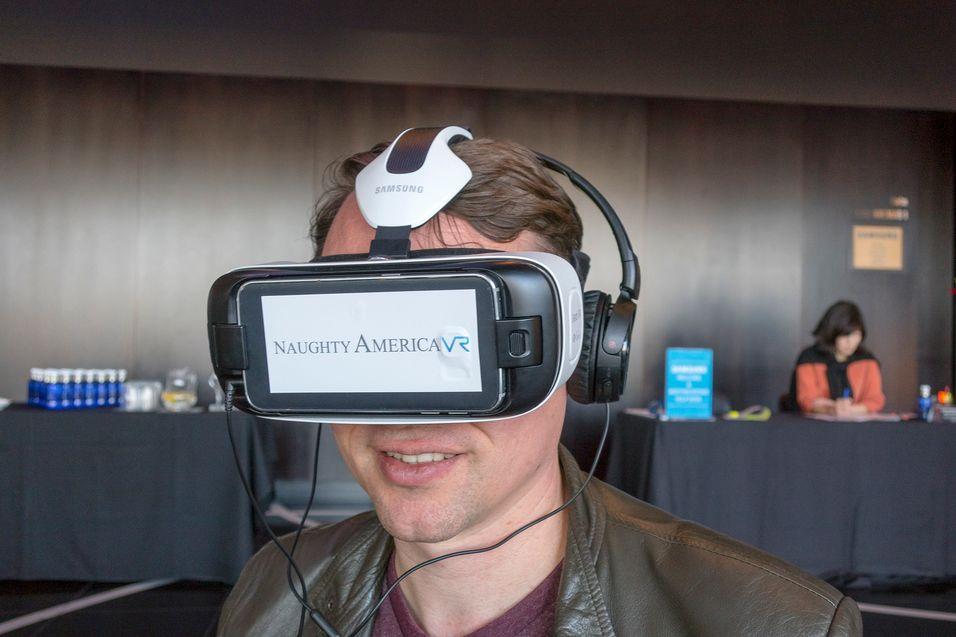 Pornoteknolog: Ian Paul er IT-sjef i et av verdens største pornoselskaper og har kullsviertro på VR.