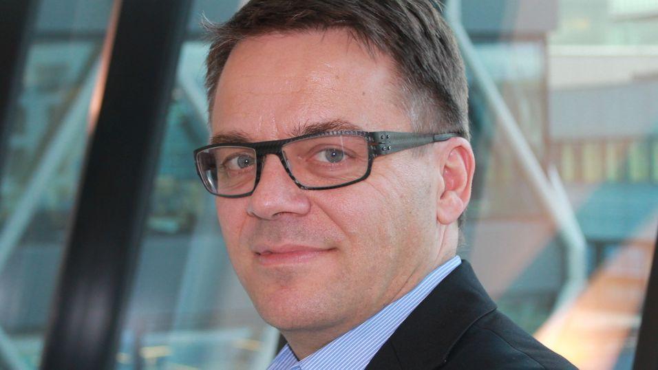 Broadnet-sjef Martin Lippert gjør endringer i Broadnet-organisasjonen, men opplever at de ansatte forstår at det er nødvendig.