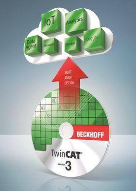 Basert på omfattende og syklus-synkron datainnspilling, gir den nye TwinCAT Analytics en sømløs online og offline analyse av maskiner og produksjonsdata.