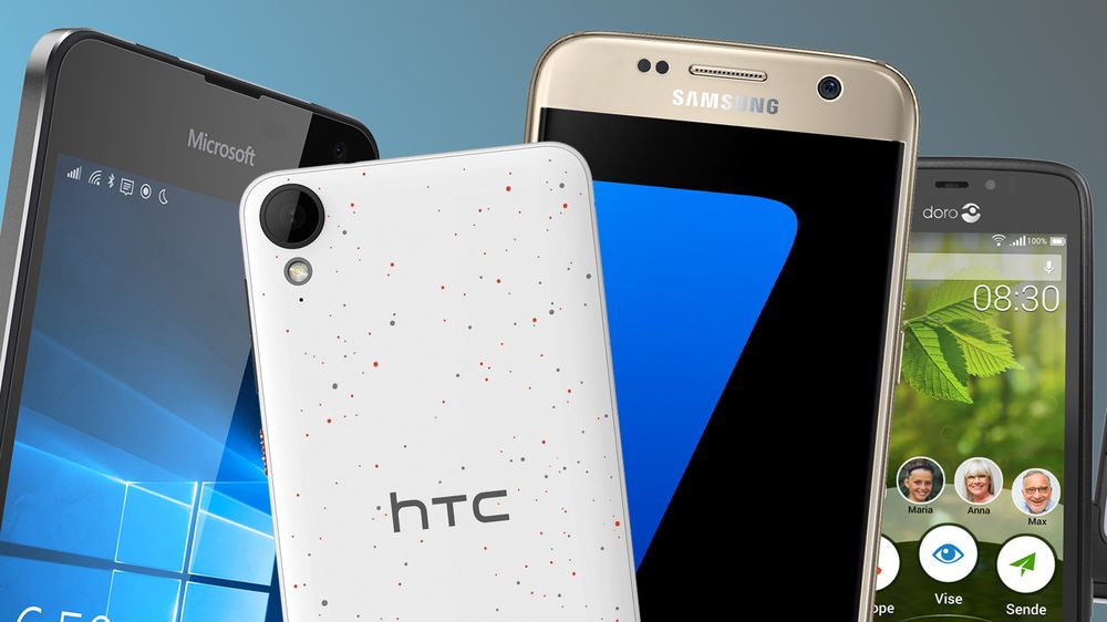 Disse mobilene kommer i butikkene i mars