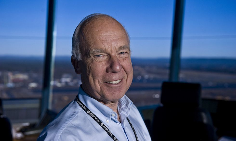 Informasjonssjef Jo Kobro ved OSL har gode nyheter for GA-utøverne. Foto: Lars Brede Grøndahl