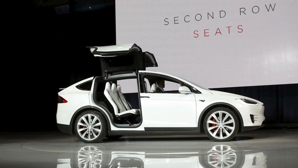 Tesla Model X koster fra 709.000 kroner.
