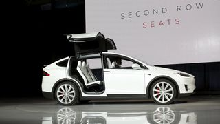 Så mye koster Tesla Model X