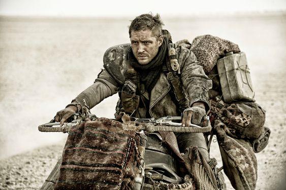 Et av de prisvinnende Mad Max-kostymene.