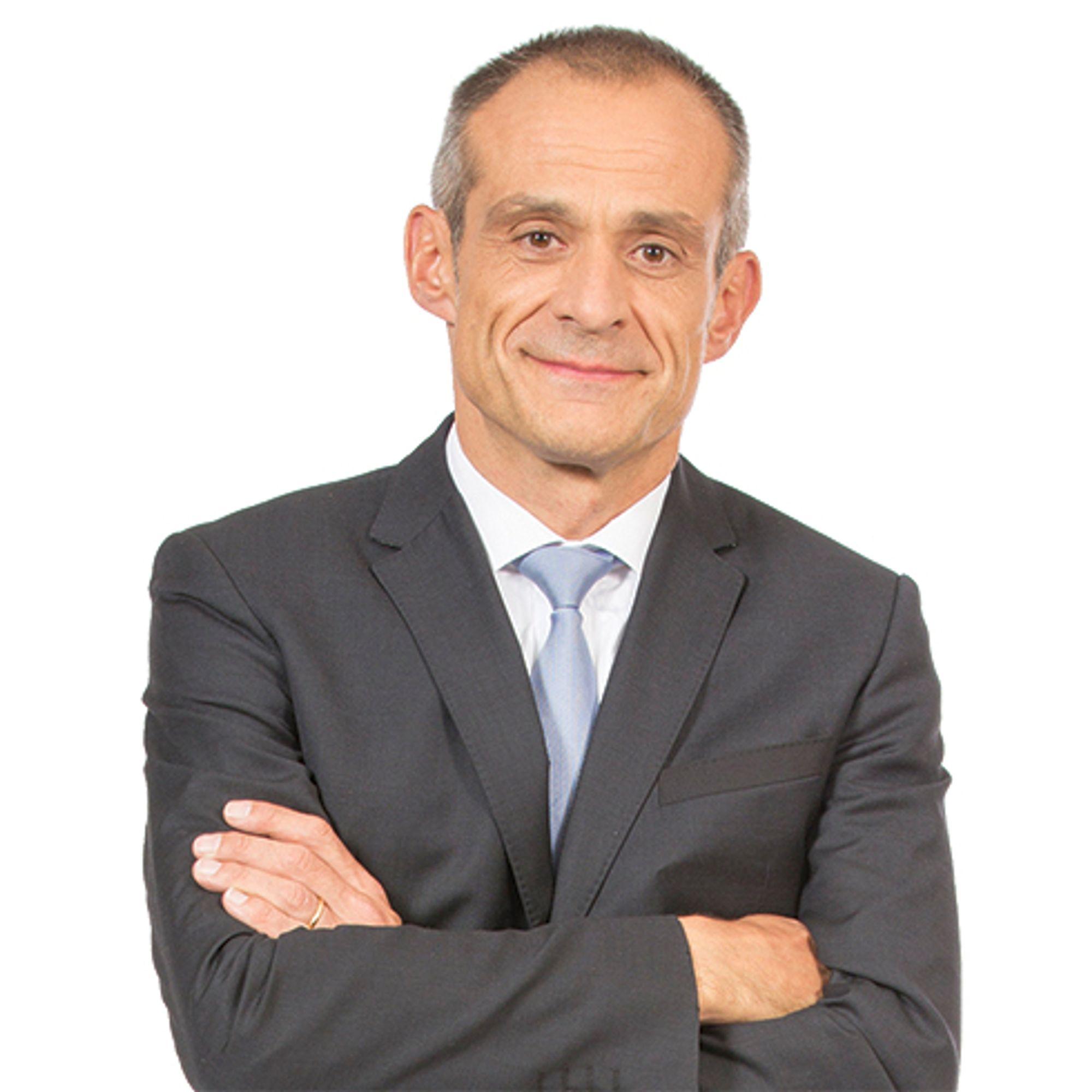 Jean-Pascal Tricoire, styreformann og CEO i Schneider Electric.