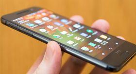 Det siste HTC har lansert som har minnet om en toppmodell er One A9, her fra sniktitten vår av modellen.