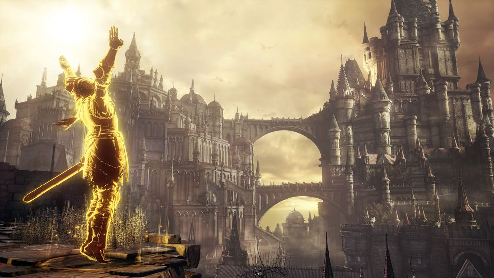 SNIKTITT: Dark Souls III
