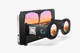 Kanskje snart på tide å gå til anskaffelse av Googles VR-briller, eller tilsvarende?