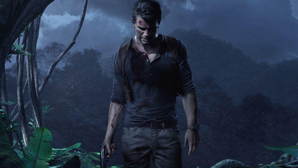 Uncharted 4 utsettes til mai
