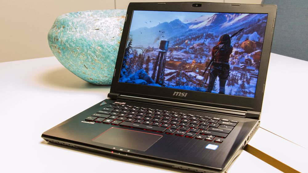 TEST: MSI GS40