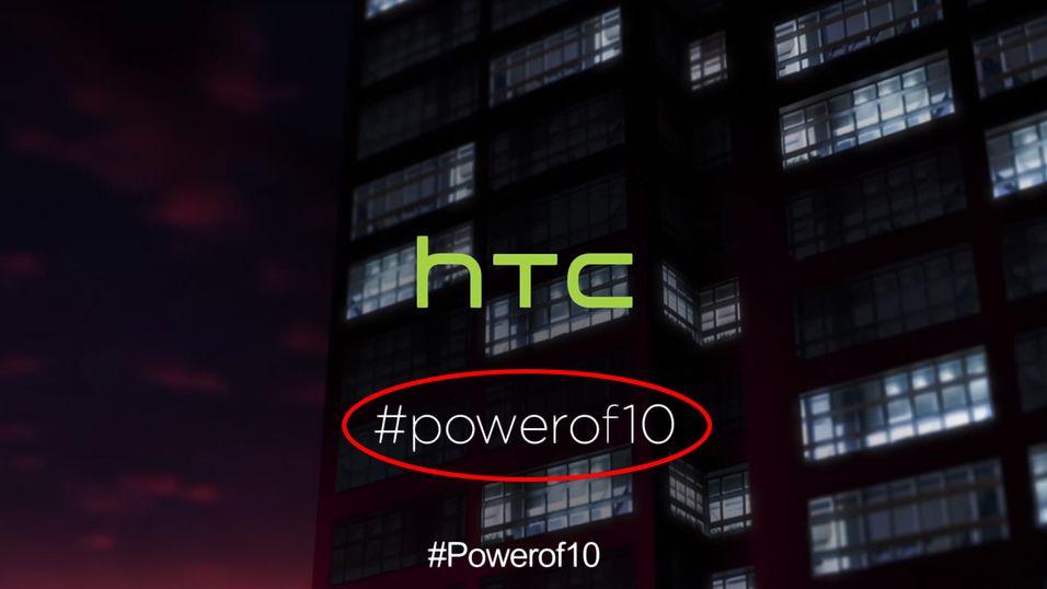 Slik ser det ut når HTC lager sin første reklamevideo for One M10.
