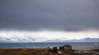 Bli med til Ny-Ålesund